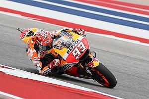 MotoGP Jelentés az időmérőről MotoGP: Márquez továbbra is érinthetetlen Austinban, övé a pole!