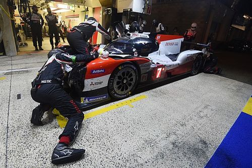 "Conway ""gutted"" over #7 Toyota's latest Le Mans agony"