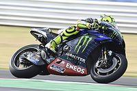 Las mejores fotos del arranque del GP de Emilia Romagna de MotoGP