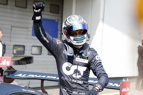 レッドブルのアレクサンダー・アルボン、DTMニュル戦ポール・トゥ・ウィンで初勝利!