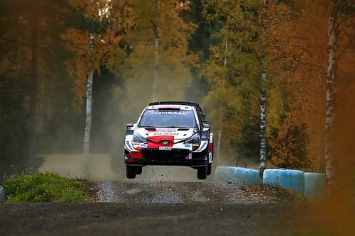 Toyota boss explains Rovanpera's WRC Finland Power Stage absence