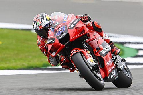 British MotoGP: Miller leads Espargaro in third practice
