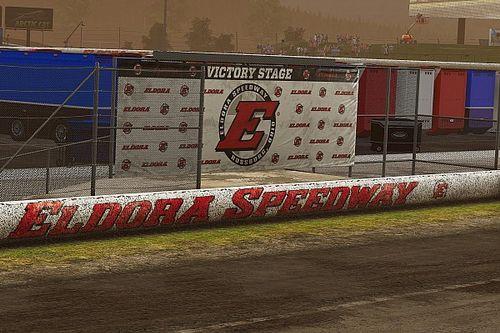 Stewart-Haas Esports arrasa en la carrera de Eldora Pro League