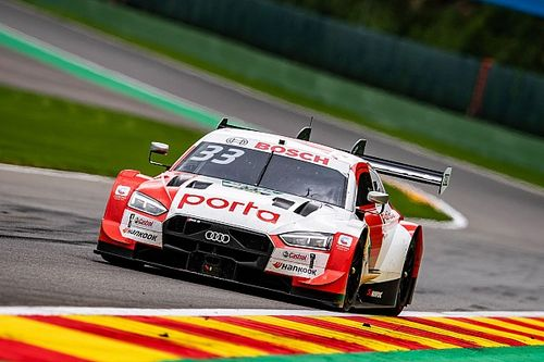 Rast stripped of Spa DTM win for illegal push-to-pass use