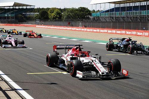 2020 F1 70th Anniversary GP qualifying results, full grid lineup