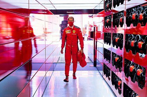 """Vettel: """"Por una vez, los expertos me dan la razón"""""""