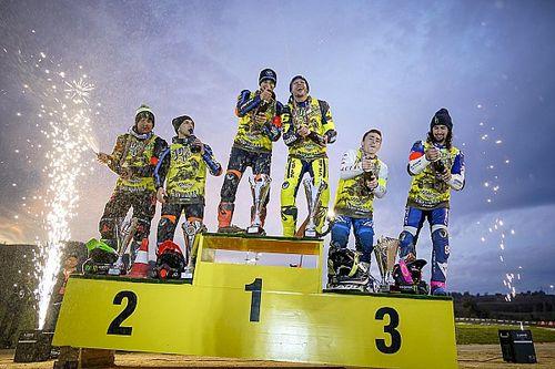 Rossi et Marini vainqueurs des 100 km dei Campioni