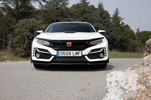 Prueba: Honda Civic Type R Sport Line
