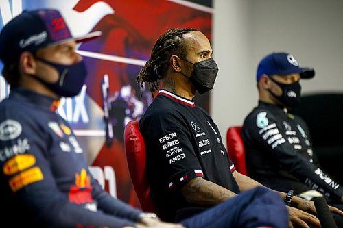 """Verstappen elogia a Hamilton, """"pero otros con ese coche habrían sido fuertes"""""""