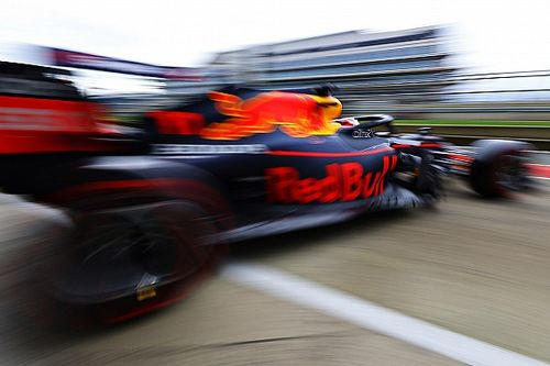 "Red Bull's new RB16B has ""good potential"" - Perez"