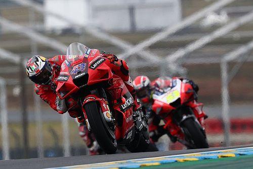 Miller fue el más listo y lideró el arranque en Le Mans