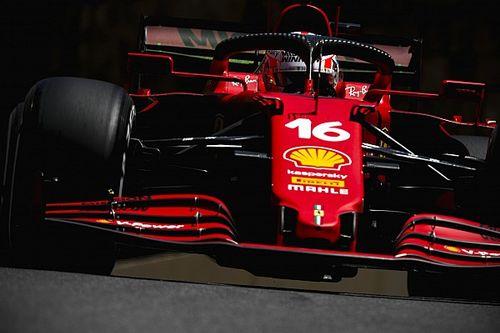 """Leclerc: """"L'incidente? Stavo cercando il limite, ma ci sta"""""""