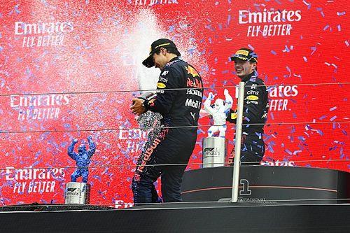 Marko se deshace en elogios con Checo Pérez tras el GP de Francia