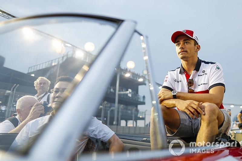 Leclerc hamarosan a Ferrarival fog tesztelni