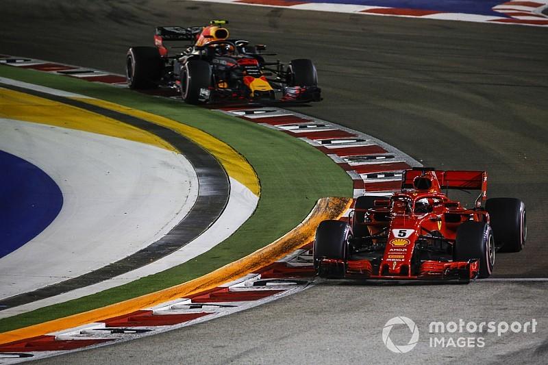 A Ferrari miért vétett stratégiai hibát Szingapúrban?!