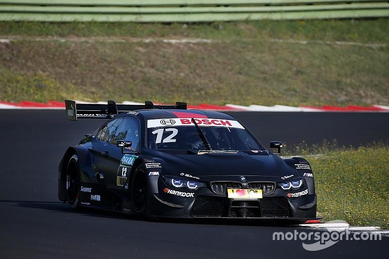 Zanardi completa quase 300 voltas em teste com DTM adaptado