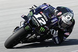 Tes MotoGP Qatar: Vinales tercepat, Marquez terjatuh