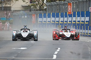 Galería: Lo mejor del ePrix de Hong Kong de Fórmula E