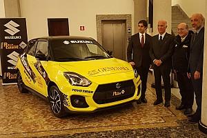 Suzuki nuovo partner della sesta edizione di ACI Rally Italia Talent