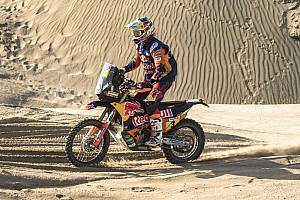 Dakar 2019, Stage 9: Price takes one-minute lead into decider