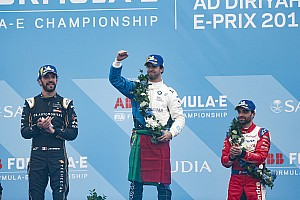 فورمولا إي: دا كوستا يخرج منتصرًا أمام فيرن في سباق الدرعيّة الجنوني