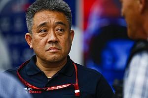 """ホンダF1「結果を出す」決意の表れ。山本雅史が""""F1特命職""""に就任"""