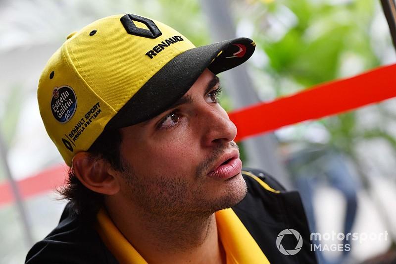 Sainz se subirá al McLaren en las pruebas de Abu Dhabi
