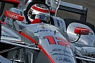 IndyCar Power edges Chilton in frantic final minutes of test