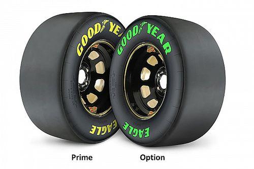 ¿Cómo Goodyear creó dos compuestos de neumáticos para el All-Star?
