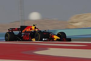 Fórmula 1 Crónica de entrenamientos Verstappen comenzó al frente el sábado de Bahrein