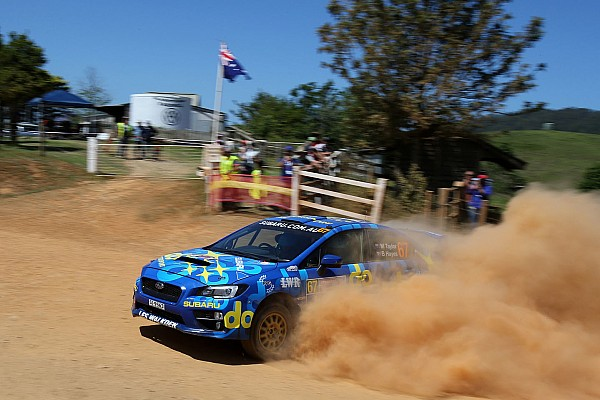 Other rally Breaking news Subaru re-commits to Australian rallying programme