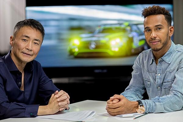 F1 Noticias de última hora Hamilton aparecerá en el juego Gran Turismo Sport