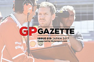 Formula 1 Breaking news Japanese GP: Issue #19 of GP Gazette now online