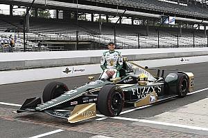 IndyCar Reporte de calificación Carpenter lidera primera calificación de Indy; Alonso entra al Top-9