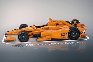 IndyCar Artículo especial ¡Disfruta del IndyCar de Fernando Alonso en 3D!