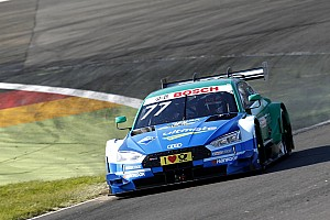 DTM Breaking news Duval admits adapting to DTM has been difficult