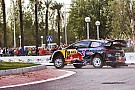 WRC ES10 à 12 - Ogier deuxième derrière Meeke samedi soir