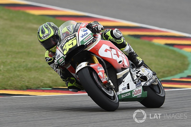 "Crutchlow ""sick"" of being LCR Honda's only rider"