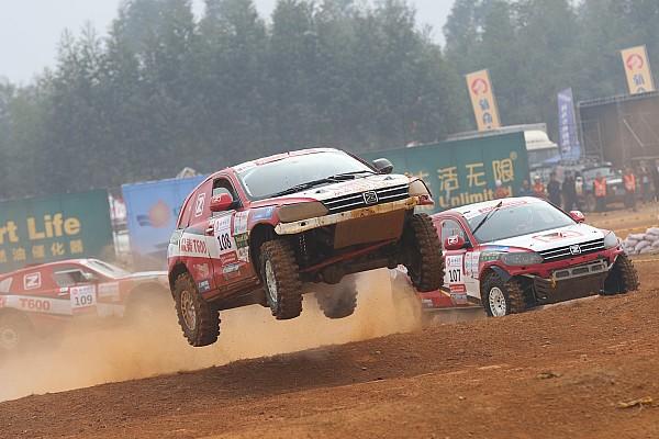 中国汽车场地越野锦标赛COC 比赛报告 2016COC柳州总决赛落幕 众泰车队成大赢家