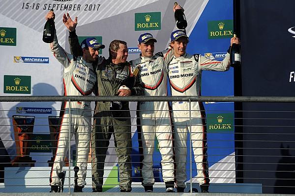 WEC Reporte de la carrera Porsche logra de nuevo el 1-2, ahora en Austin