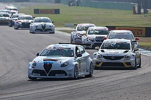 TCR Italia Ultime notizie Ferrara e Mosca sulle Alfa Romeo della V-Action a Monza
