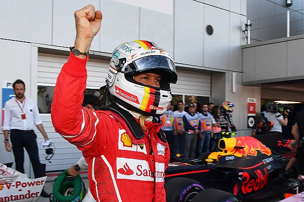 Formula 1 Conferenza stampa Vettel: