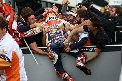 """Márquez: """"Espero que mis seguidores nunca aplaudan la caída de otro piloto"""""""