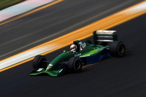 La Jordan 191 tornerà in pista al Masters Historic Racing