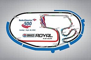 Änderungen für NASCAR-Kalender 2018 vorgestellt