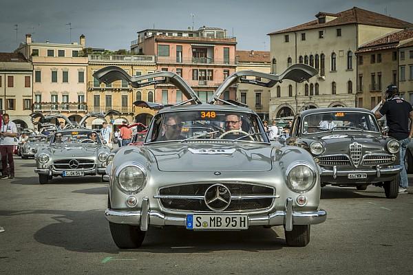 Speciale Commento 1000 Miglia: diario di un viaggio nella passione sulla Mercedes 300 SL