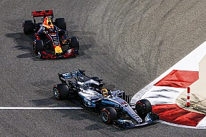 Verstappen says overtaking more enjoyable this year
