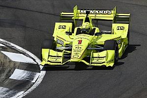 IndyCar Crónica de entrenamientos Barber IndyCar: Penske domina la primera práctica