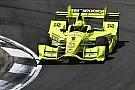 Barber IndyCar: Penske-Chevys dominate first practice