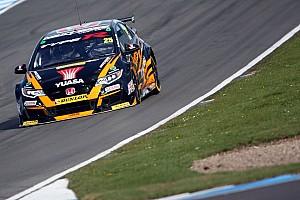 BTCC Race report Thruxton BTCC: Neal converts pole into 60th career win